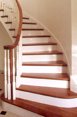 ... In Oregonu0027s Beautiful Willamette Valley, Rutledge Staircase And  Handrail Designs And Builds Custom Stairs And Parts Of The Highest Quality.
